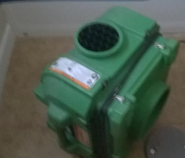 SERVPRO has state of the art equipment