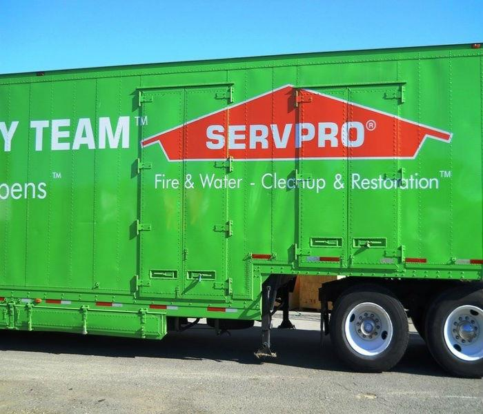 SERVPRO of Fairfield is ready to help anywhere