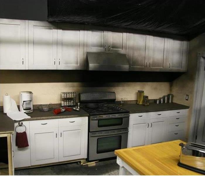 Fire Damage Fires Can Be Devastating, SERVPRO of Fairfield Can Help