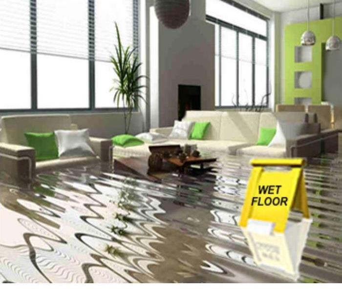 Water Damage Water Damage The Cleanup And Repair Procedure