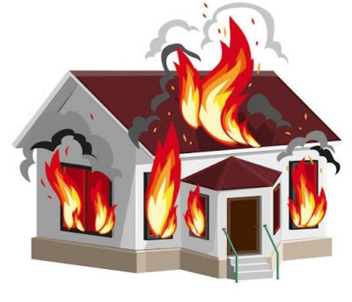 Fire Damage Reasons it is important to hire fire damage services to get your home back to normal