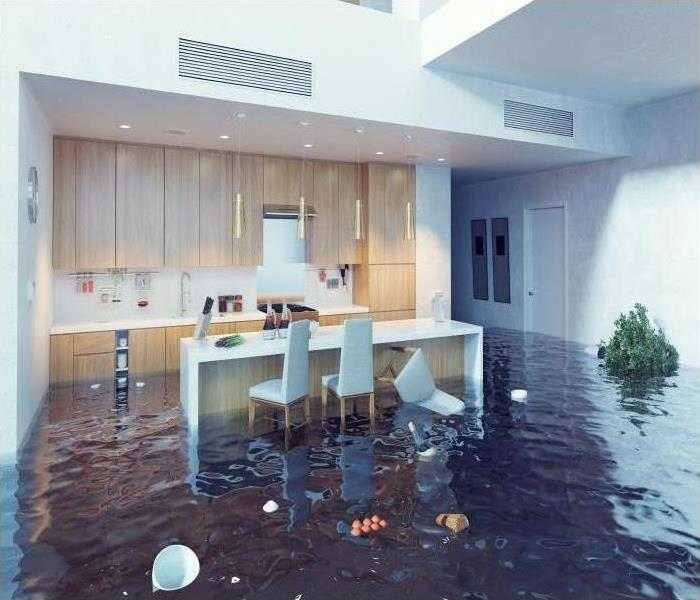 Storm Damage Common Issues With Flooding In Your Fairfield Home