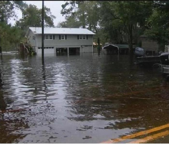 Storm Damage Flood or Storm Damage? SERVPRO Stands Ready to Help