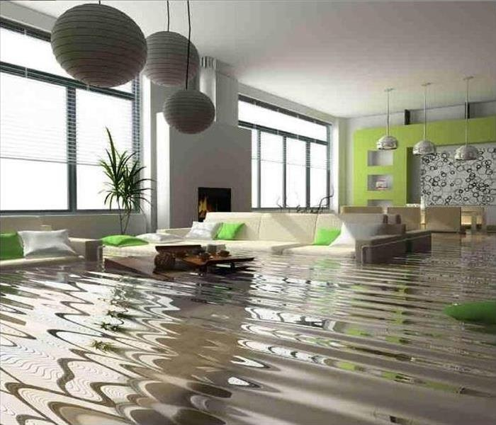 Water Damage Water Damage-How to Respond