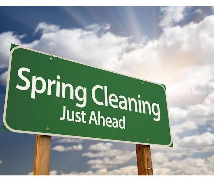 Commercial Spring Cleaning!