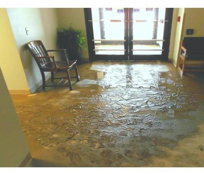 Water Damage Surprise!!