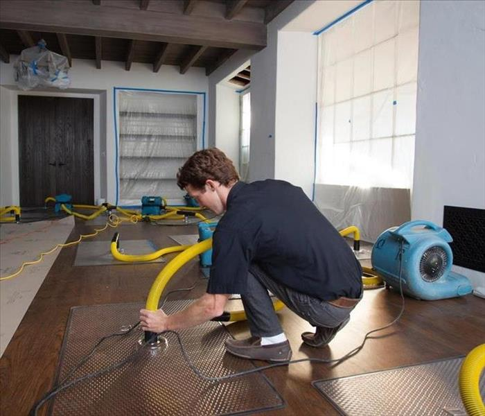 General Water Damage Restoration and Clean Up Solutions
