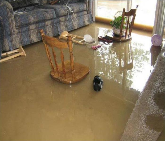 Water Damage Types of classes of water damage