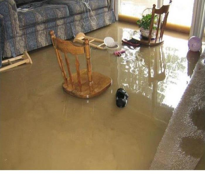 Water Damage Types and Classes of Water Damage