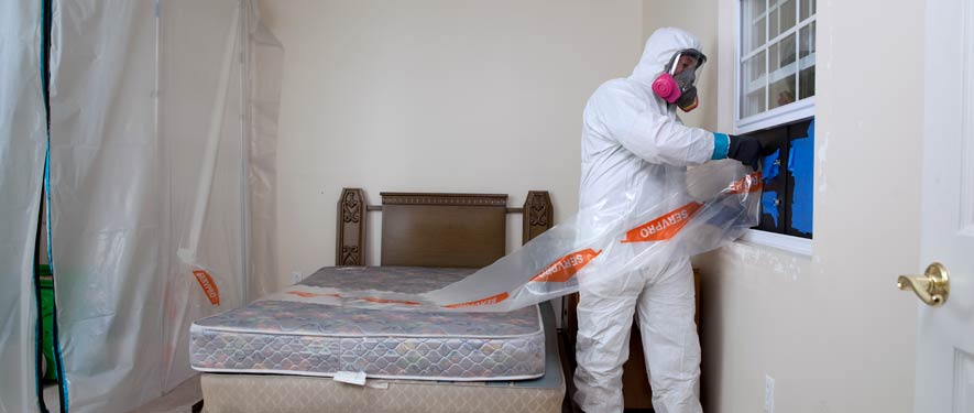 Fairfield, CA biohazard cleaning