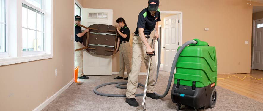 Fairfield, CA residential restoration cleaning